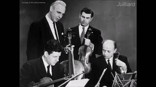 Juilliard String Quartet - Beethoven, Quartet No. 9, 3rd Movement