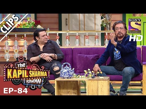 Thumbnail: Govinda and Shakti Kapoor with Kapil Sharma - The Kapil Sharma Show – 25th Feb 2017