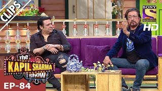 Govinda and Shakti Kapoor with Kapil Sharma  - The Kapil Sharma Show – 25th Feb 2017