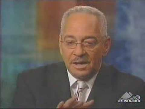Rev. Wright on PBS (GREAT INTERVIEW)-2/6