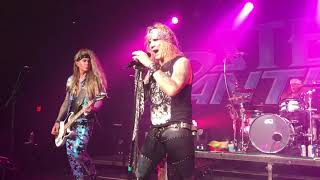 Steel Panther - Satchell's guitar solo + I'm Not Your Bitch Soul Kitchen Mobile Alabama 10 / 08 / 2