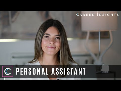 Personal Assistant (PA) - Career Insights (Careers In Business & Administration)