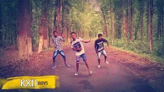 new sambalpuri dance video ...Uma famous song ...dance by KXD boys kulsar