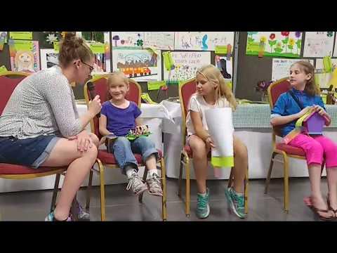 2017 Lancaster County Super Fair - 4-H Clover Kid Show & Tell Part 3