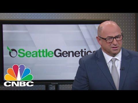 Seattle Genetics CEO: Addressing Unmet Needs   Mad Money   CNBC