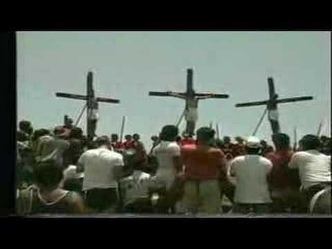 Holy Week Flagellations, San Fernando Pampanga, Philippines