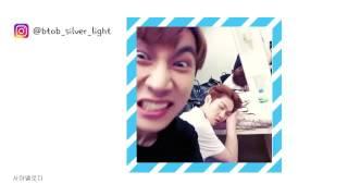 비투비의 재미있는 SNS영상 모음 (BTOB's Funny Twitter/Instagram Videos)