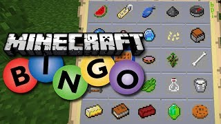 Minecraft: BINGO! - Snapshot Mini Game w/ Friends
