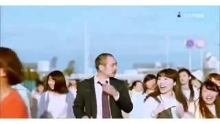 松尾スズキが波留に変身‼ ららぽーとCM 『OLなりたい編』