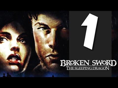 Lets Play Broken Sword 3: The Sleeping Dragon: Part 1 - Hanging Edge |