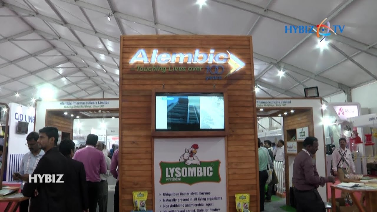 Alembic Pharmaceuticals Ltd | Poultry India 2018