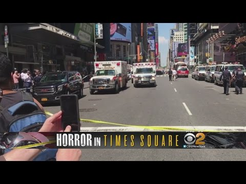 Times Square Horror: Live Videos Connect People Worldwide