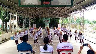 TNHS WELLNESS 2017 DANCERCISE CHAMPION OVERALL IN TAYTAY
