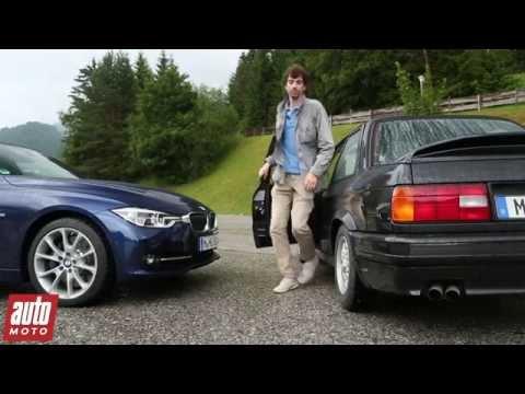 2015 BMW Série 3 Restylée : Quelques Gouttes Suffisent - Essai AutoMoto