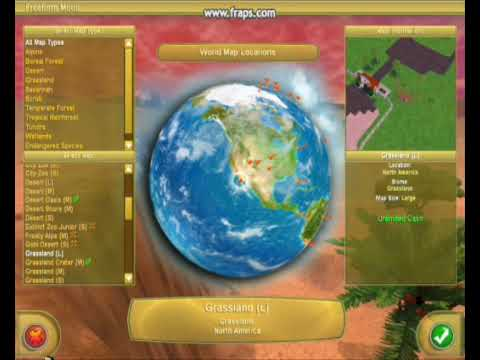 Zoo Tycoon 2 Walking with Monsters Intro