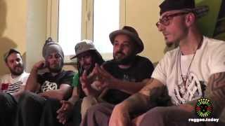 Intervista ai Train To Roots - Reggae.Today (italiano) 1/2