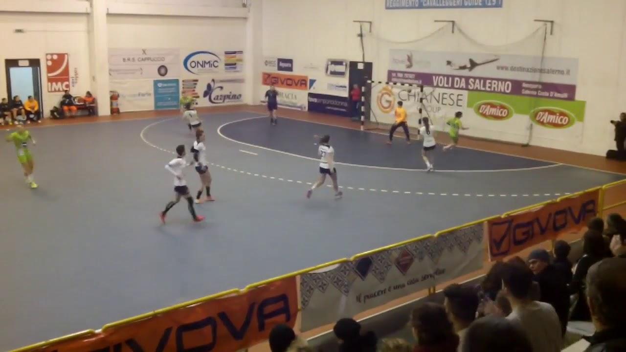 Serie A1F [11^]: Salerno - Estense 26-17