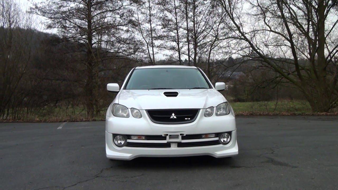Mitsubishi airtrek turbo r