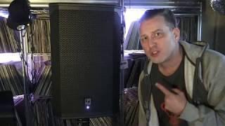 DJ Help - Electro-Voice EKX 12P / 15P DSP Control Menu Walk-Thru