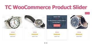 WooCommerce Product Slider |  WooCommerce Tutorial(, 2017-01-02T20:08:00.000Z)