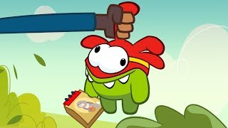 Om Nom Stories (Cut the Rope) - Easter Bunny - Super-Noms - NEW SEASON 8!