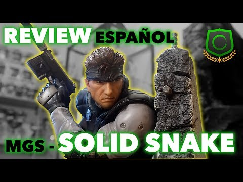 Review Español: Solid Snake [F4F]