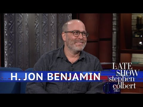 H. Jon Benjamin Had A Threesome, Technically
