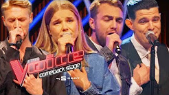The Voice: Comeback Stage by SEAT