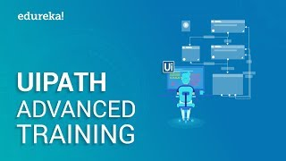 UiPath Advanced Training   UiPath ReFramework Tutorial   UiPath Training Online   Edureka