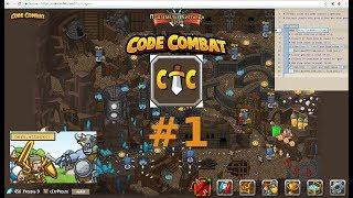 Codecombat #1 - Игра для обучения программированию.