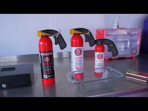MHFord Racing - AKE Fire Safety Equipment