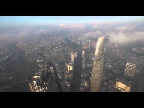 Vietnam - Ho Chi Minh - Skyscrapers