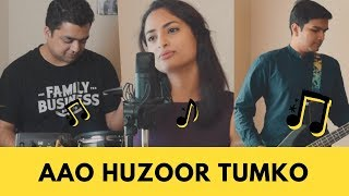 Aao Huzoor Tumko | Latest Cover | GlobalDesis | Ft. Tanushree