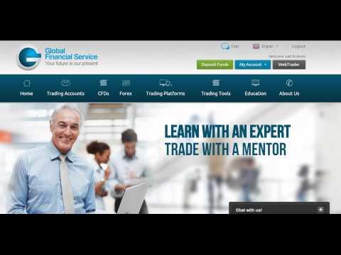 شركة Gforex | افضل شركة تداول - فوركس