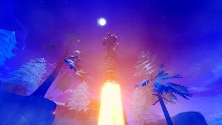 Fortnite Rocket Launch Event Full Length Replay
