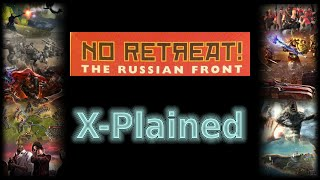 No Retreat X-Plained