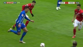 Grujic Scores On Matchday #24 • 2018/19