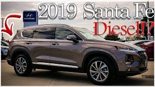 2019 Hyundai Santa Fe Limited Review