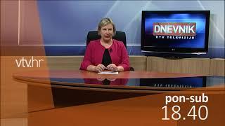 VTV Dnevnik najava 10. kolovoza 2018.