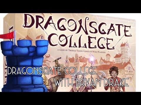 Dragonsgate College Review with Bryan