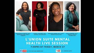 Gambar cover L'union Suite Mental Health Live Session