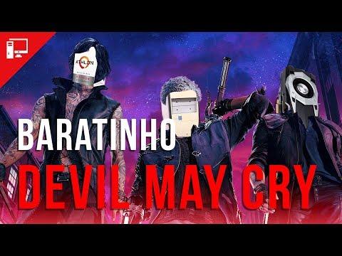 PC Baratinho e Ideal retornam para encarar Devil May Cry 5 thumbnail