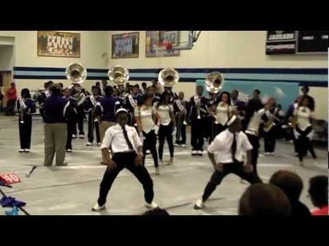 Battle of the Bands 2012 at Barbour County High School Part 3