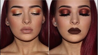2 'WEARABLE' LOOKS | Morphe x James Charles Palette Review/Tutorial | PART 2