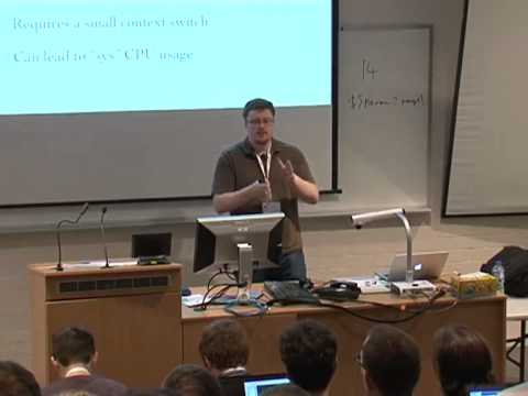 [Linux.conf.au 2013] - Systems Administration Server and Process Behavior