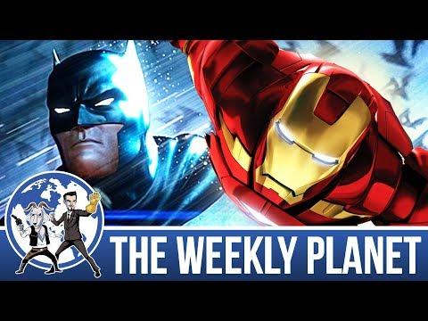 Superhero Showdown 6 - The Weekly Planet Podcast