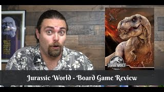 Jurassic World - Board Game Review