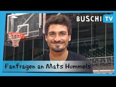 Eure Fanfragen an Mats Hummels | Buschi.TV