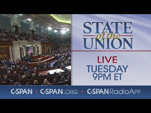 LIVE: President Trump 2019 State of the Union Address & Democratic Response (C-SPAN) Mp3