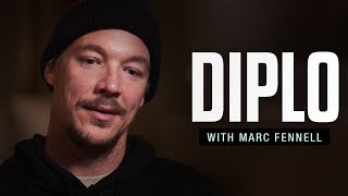Diplo: Working with kids; Indigenous Hip-hop; Justin Bieber
